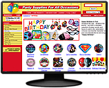 Wisconsin Party Supplies to Order