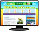 Wisconsin Kids Party Venues